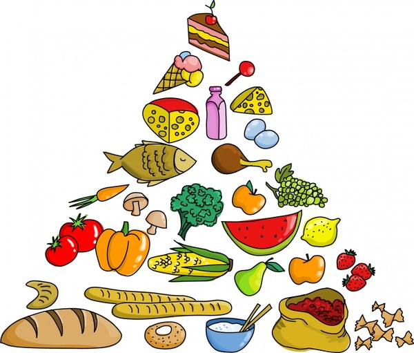 Image result for food cartoon