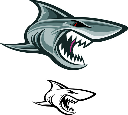 Shark free vector download 130 Free vector for