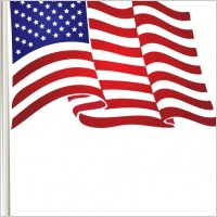 American flag vector art Free vector for free download ...
