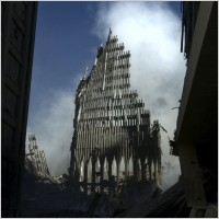 world trade center twin towers terrorist attack