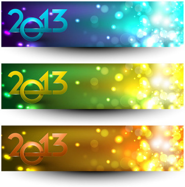 newe new year themes
