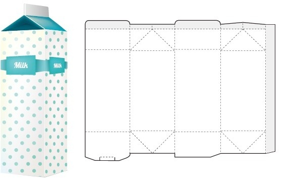 Packaging Template Free Vector Download 14151 Free