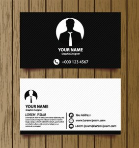 Vector modern business card free vector download  26 731 Free vector     classic modern business cards vector