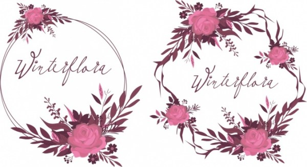 wreath template free svg # 30