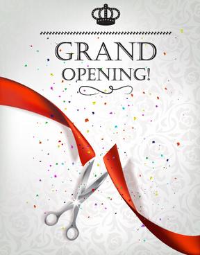 showroom opening ceremony invitation