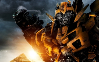 For more images please look around latest wallpaper in our gallery of bumblebee transformers 4 age of extinction wide wallpapers. Transformers 4 Bumblebee Camaro Wallpapers In Jpg Format For Free Download
