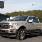2018 Ford F150 King Ranch Supercrew 4x4 In White Gold B63044 All American Automobiles Buy American Cars For Sale In America