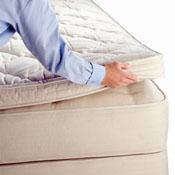 Royal Pedic Natural 4 Pillowtop Mattress Pads