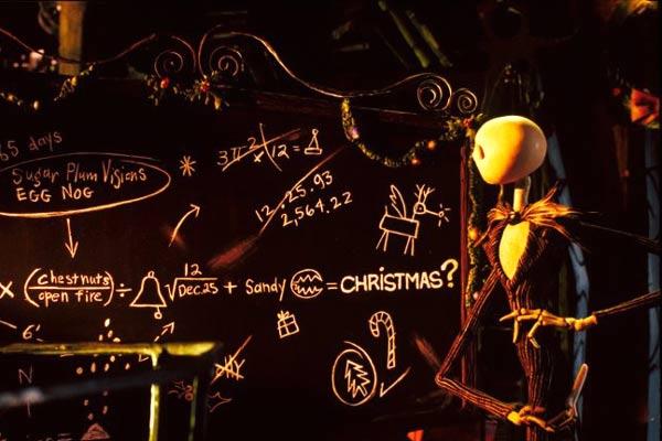 L'Etrange Noël de M. Jack : Photo Henry Selick, Tim Burton