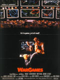 Affichette (film) - FILM - War Games : 51719