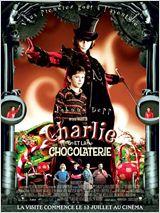 """Affiche du film """"Charlie et la chocolaterie"""" - source : allocine.fr"""
