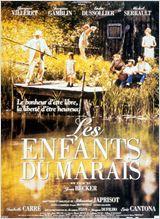 """Affiche du film """"Les enfants du marais"""""""