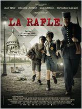 """Affiche du film """"La rafle"""""""