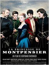"""Affiche du film """"La princesse de Montpensier"""""""
