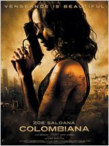 Affiche du film Colombiana - source : Allo Ciné
