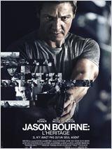 Affiche du film Jason Bourne : l'héritage