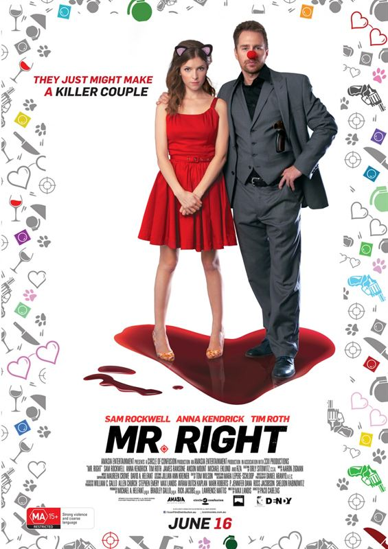 359498 Mr. Right 2016 TrueFrench 4K UHD HDR 2160p BluRay AAC x265