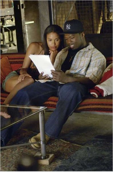 Réussir ou mourir : photo Curtis '50 Cent' Jackson, Jim Sheridan, Joy Bryant