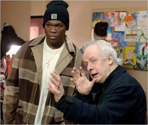 Réussir ou mourir : photo Curtis '50 Cent' Jackson, Jim Sheridan