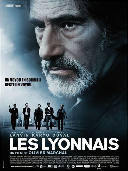 """Affiche du film """"Les Lyonnais"""""""