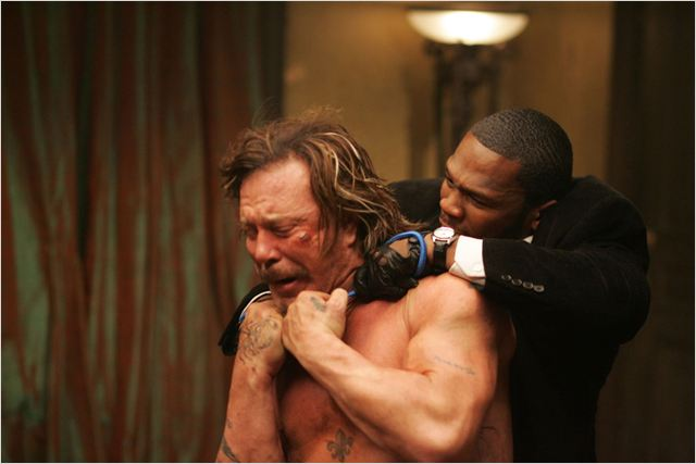 13 : photo Curtis '50 Cent' Jackson, Mickey Rourke
