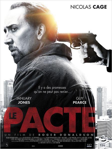 """Affiche du film """"Le pacte"""""""