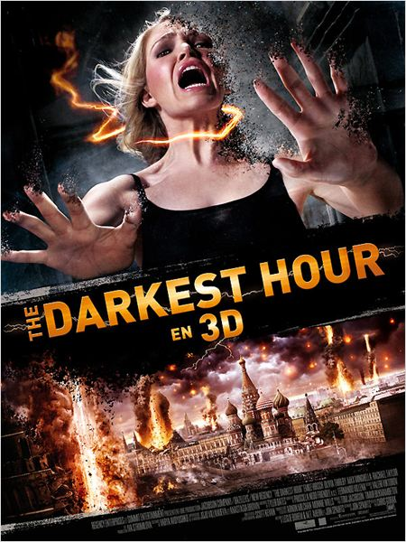 "Affiche du film ""The Darkest Hour"""