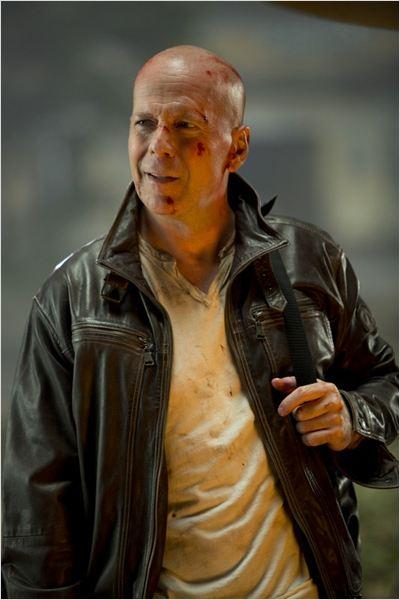 Die Hard : belle journée pour mourir : photo Bruce Willis