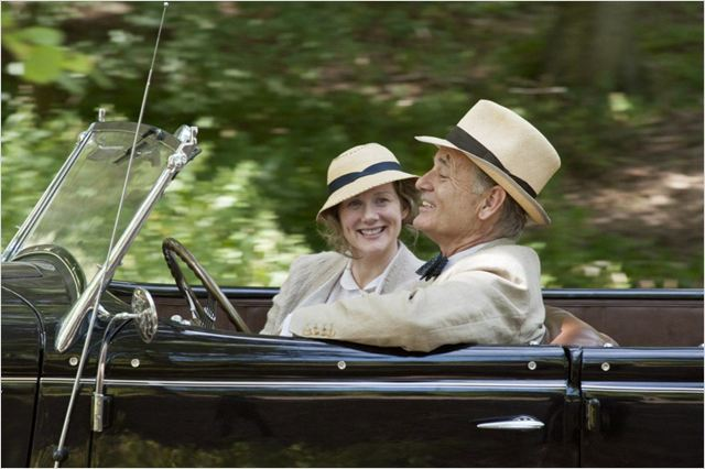 Week-end Royal : photo Bill Murray, Laura Linney
