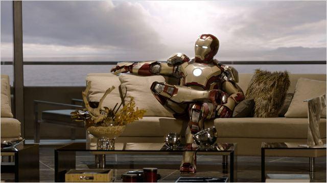 Iron Man 3 : photo