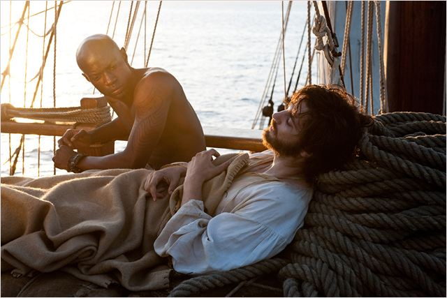 Cloud Atlas : photo David Gyasi, Jim Sturgess