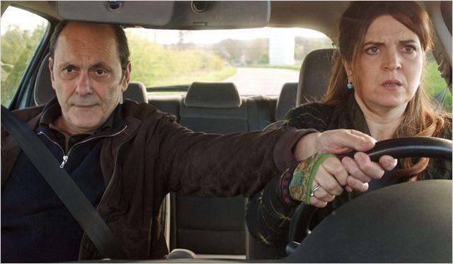 Au bout du conte : photo Agnès Jaoui, Jean-Pierre Bacri