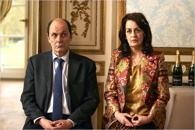 Au bout du conte : photo Dominique Valadié, Jean-Pierre Bacri