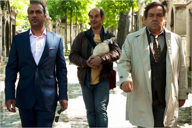 Les Trois frères, le retour : Photo Bernard Campan, Didier Bourdon, Pascal Légitimus