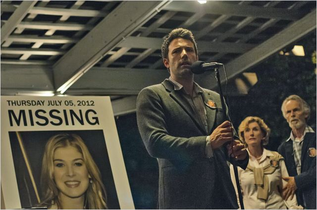 Gone Girl : Photo Ben Affleck, David Clennon, Lisa Banes