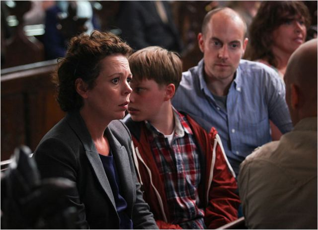 Photo Adam Wilson, Matthew Gravelle, Olivia Colman