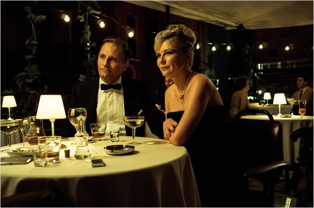 The Two Faces of January : Photo Kirsten Dunst, Viggo Mortensen