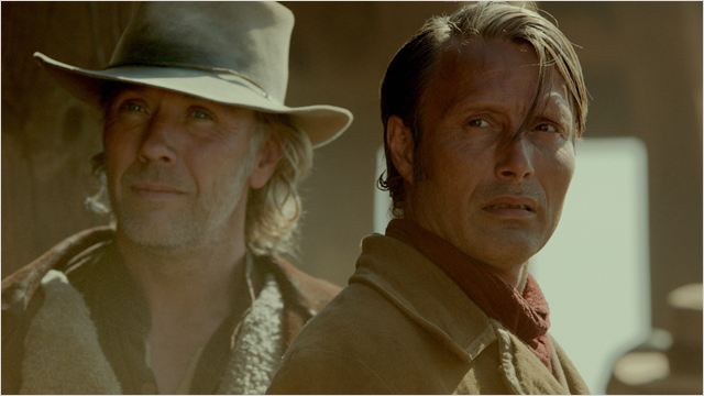 The Salvation : Photo Mads Mikkelsen, Mikael Persbrandt