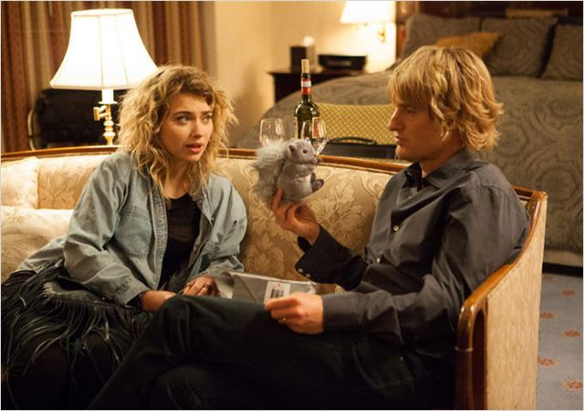 Broadway Therapy : Photo Imogen Poots, Owen Wilson