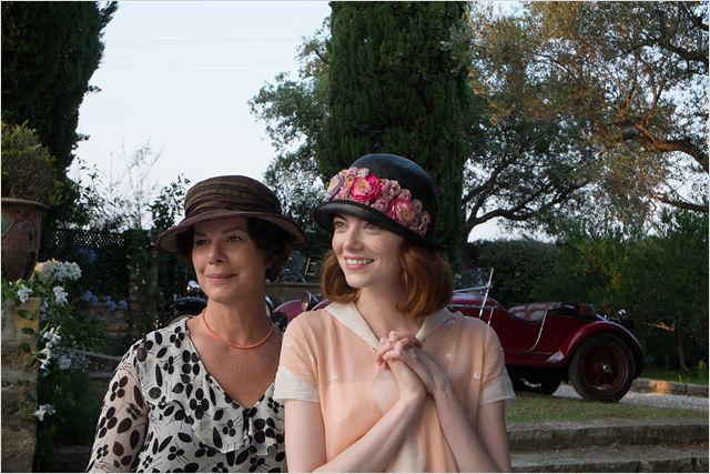 Magic in the Moonlight : Photo Emma Stone, Marcia Gay Harden