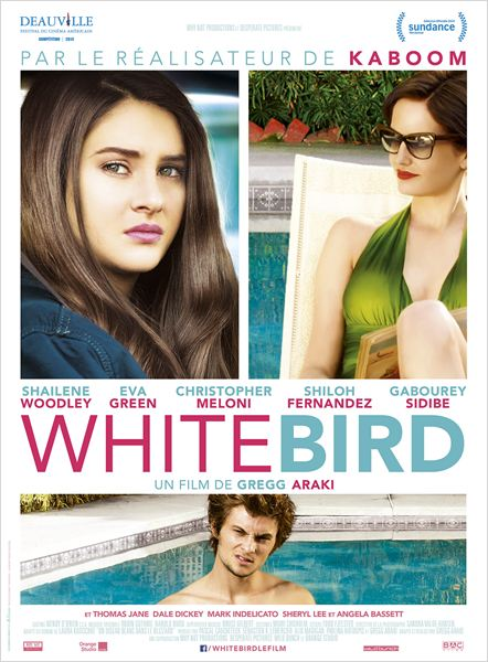 White Bird : Affiche