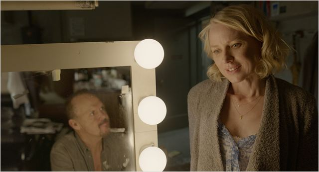 Birdman : Photo Michael Keaton, Naomi Watts