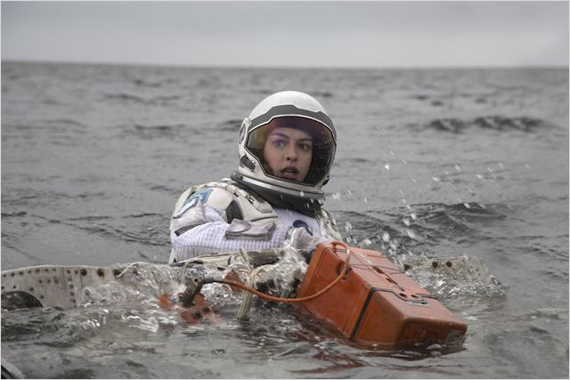 Interstellar : Photo Anne Hathaway