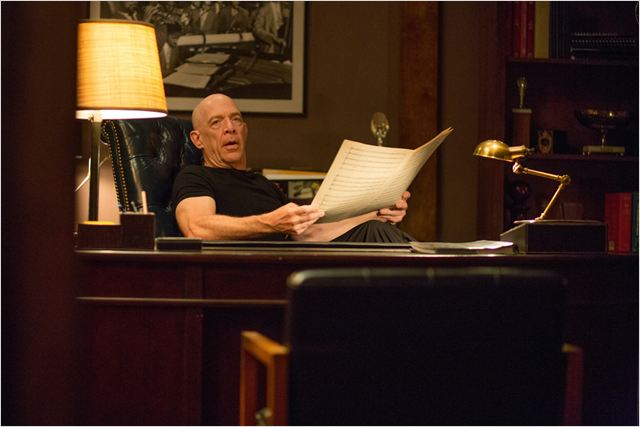 Whiplash : Photo J.K. Simmons