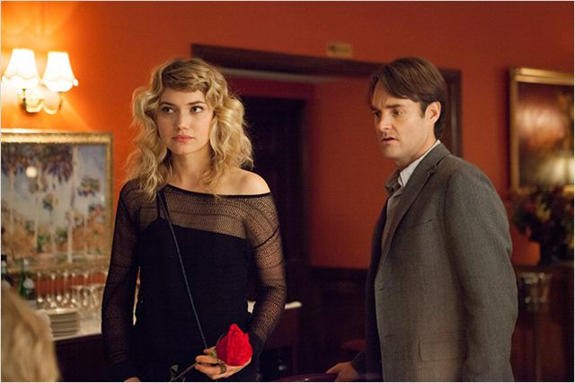 Broadway Therapy : Photo Imogen Poots, Will Forte