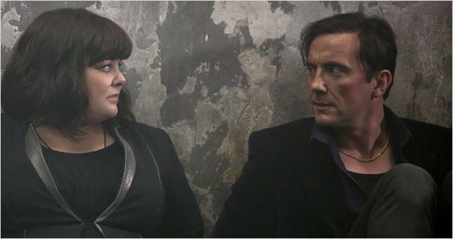 Spy : Photo Melissa McCarthy, Peter Serafinowicz