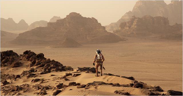 Seul sur Mars : Photo Matt Damon