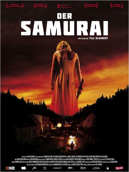 Der Samurai : Affiche