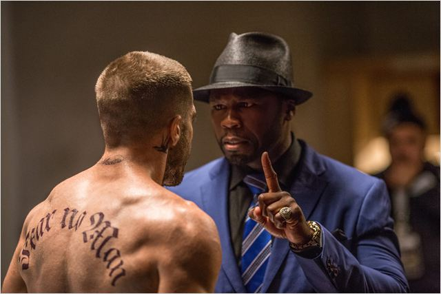 La Rage au ventre : Photo Curtis '50 Cent' Jackson