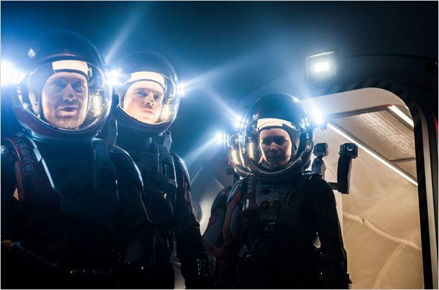 Seul sur Mars : Photo Aksel Hennie, Sebastian Stan